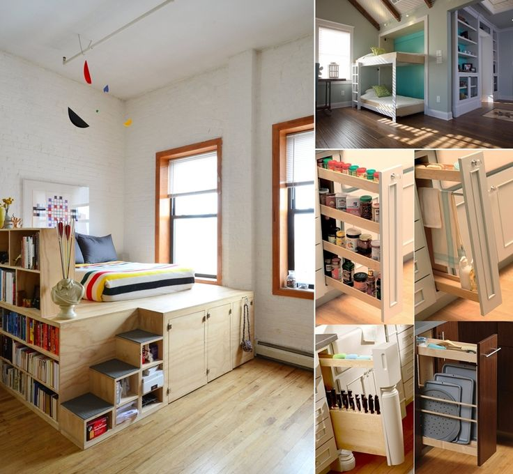 10 Spacesaving Ideas For Small Apartments Httpwww