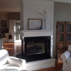 Living Room Ideas With Light Wood Floors Images Of Rooms Fireplaces 25+ Best About 3 Sided Fireplace On Pinterest