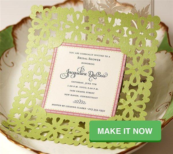 Anna Griffin Wedding Invitations