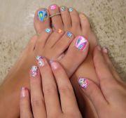 spring toe