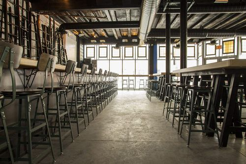 Parts and Labor the Boiler Room Burger Spot Opening Today  Chicago Labor and Burgers