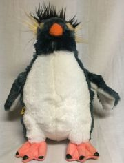 "build bear 10"" lovelace penguin"