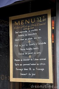 40 best images about French menus on Pinterest | Graphics ...