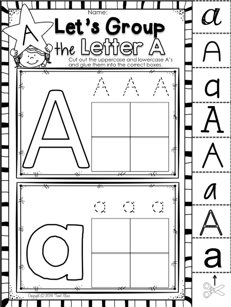 51 best Letter Aa images on Pinterest