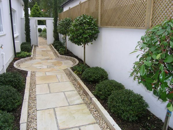103 Best Images About Driveway Landscaping On Pinterest