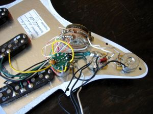 Fender Deluxe Stratocaster w S1 Switch Wiring Diagram