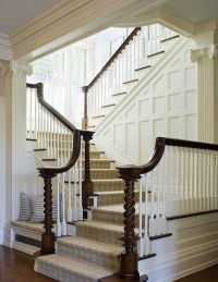 259 best images about Victorian staircases. on Pinterest ...