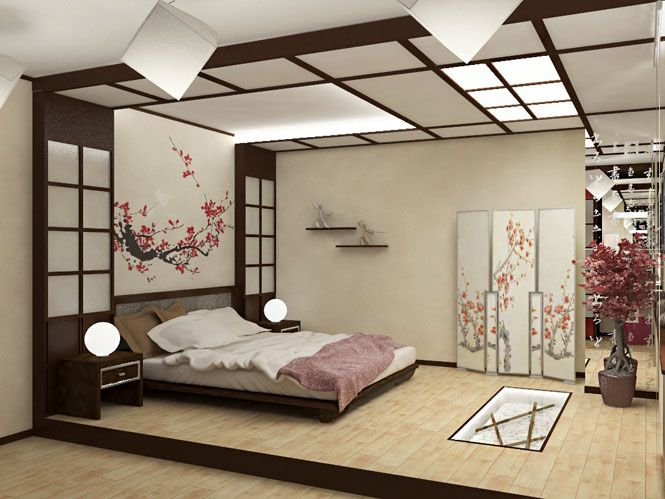 25 Best Ideas About Japanese Bedroom Decor On Pinterest