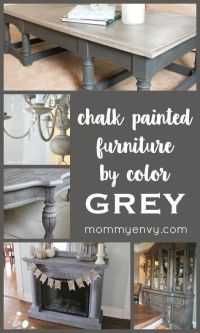 17 Best ideas about Grey Painted Furniture on Pinterest ...