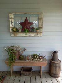 25+ Best Ideas about Vintage Outdoor Decor on Pinterest ...