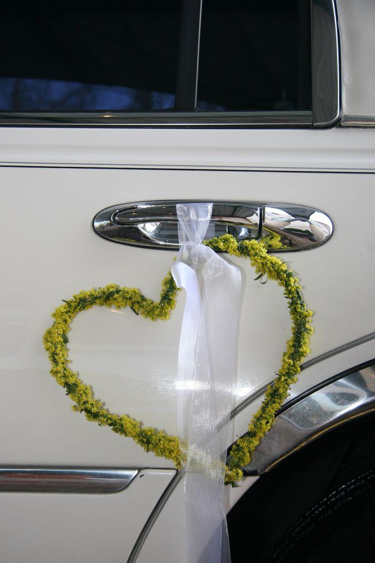 Poet npadov na tmu Autoschmuck Hochzeit na Pintereste 17 najlepch  Autodeko