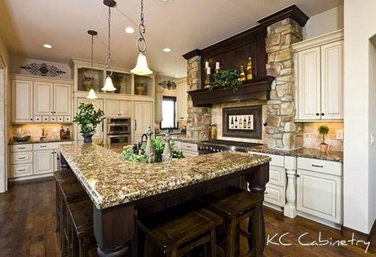 Tuscanstyle Kitchen Gallery  Tuscan kitchen design photo