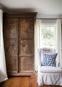 17 Best ideas about Antique Wardrobe on Pinterest