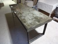 25+ best ideas about Concrete dining table on Pinterest