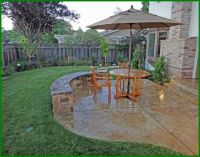 25+ best ideas about Concrete Patio Cost on Pinterest