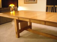 Expandable Round Dining Table Plans - WoodWorking Projects ...