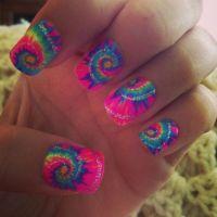 25+ best ideas about Swirl nail art on Pinterest   Nail ...