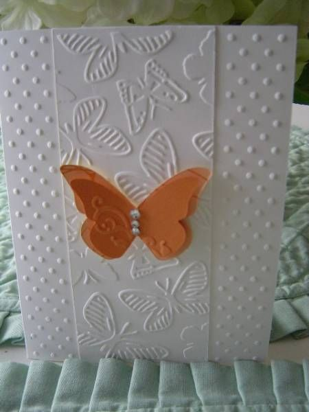 25 Best Ideas About Embossed Cards On Pinterest