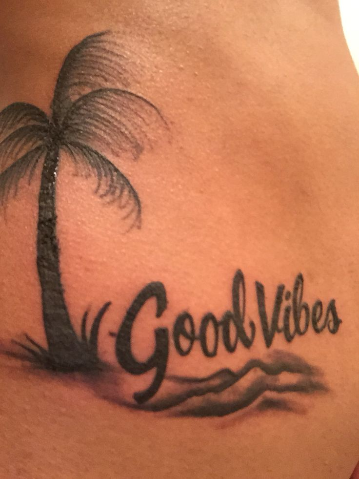 10 Best Ideas About Good Vibes Tattoo On Pinterest
