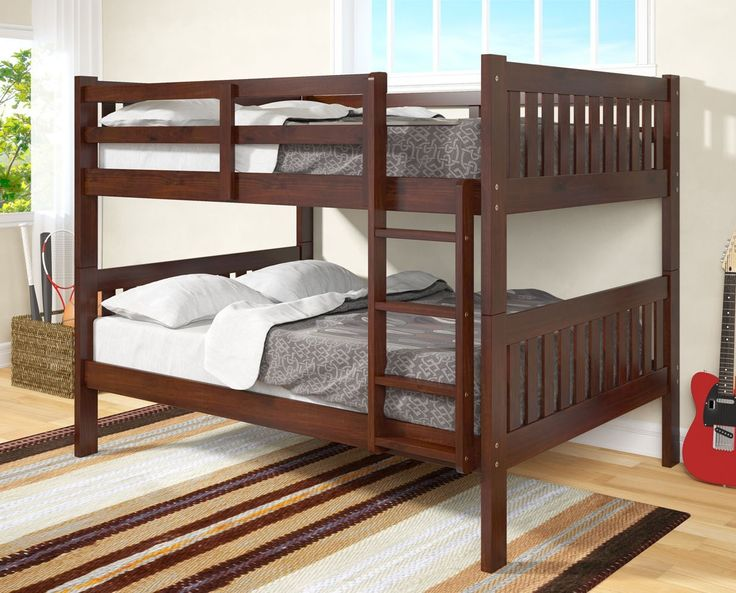 25 Best Ideas about Full Size Beds on Pinterest  Full size bedding Full beds and Kids full