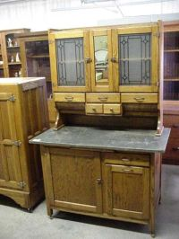 Antique Hoosier Bakers Cabinet | ... (Antiques): repair of ...