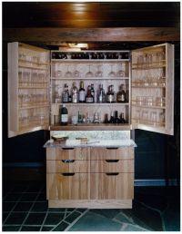 Build Liquor Cabinet Plans