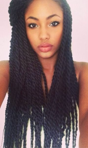 25 Best Ideas About Long Senegalese Twist On Pinterest