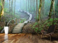 17 best ideas about Forest Mural on Pinterest | Forest ...