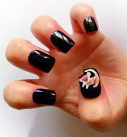lion king nail art