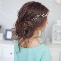25+ best ideas about Messy wedding hair on Pinterest ...