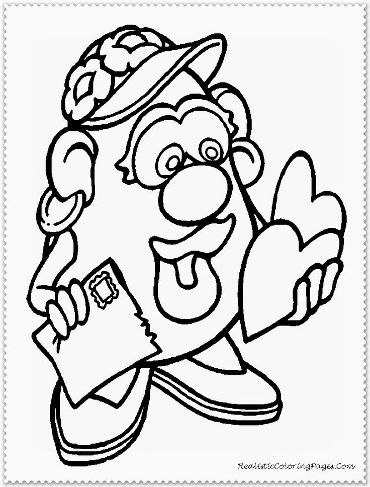 49 best images about Valentines Coloring Pages on