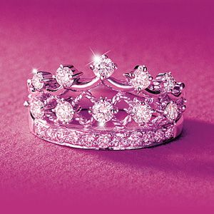 Decided I need a crown ring