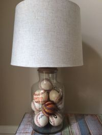 25+ best ideas about Baseball lamp on Pinterest | Boys ...