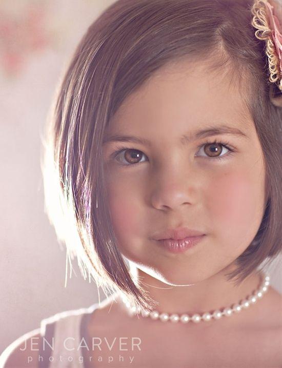 25 Best Ideas About Little Girl Bob On Pinterest Girls Cuts