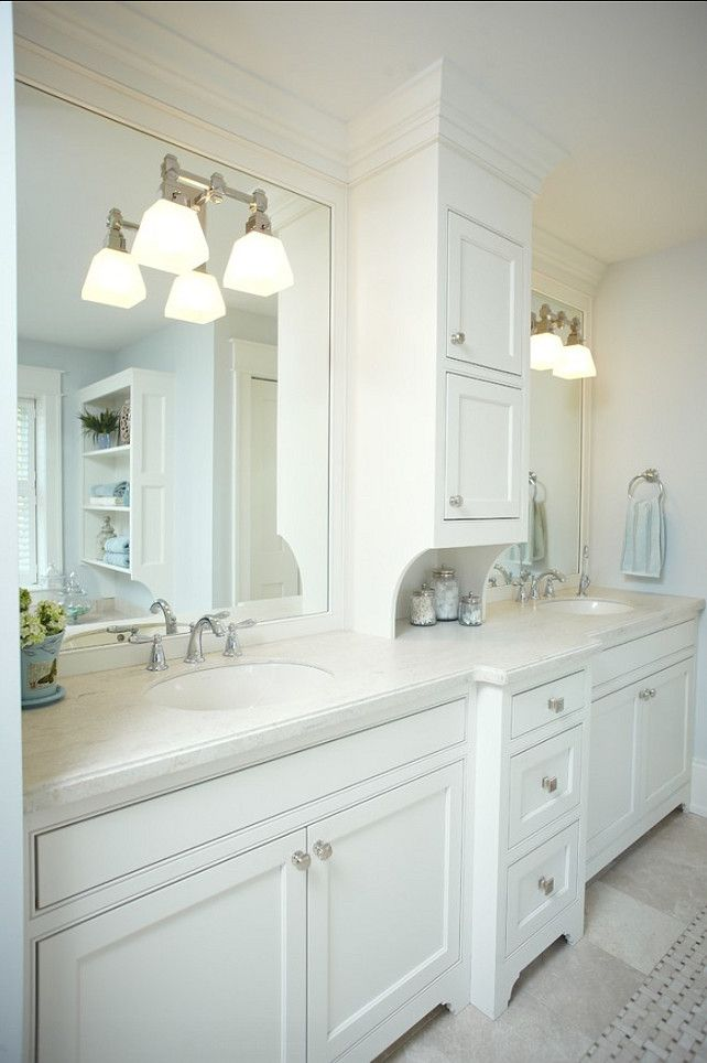 25+ best White bathroom cabinets ideas on Pinterest