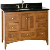 Shaker Style Bathroom Vanity Plans - WoodWorking Projects ...