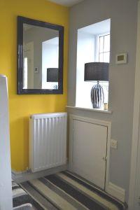 25+ best ideas about Yellow hallway on Pinterest | Large ...
