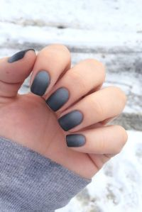25+ best ideas about Grey nail polish on Pinterest | Nail ...