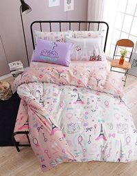 17 Best images about Paris Themed Bedding Sets for Girls ...