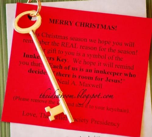 Lds christmas gift ideas