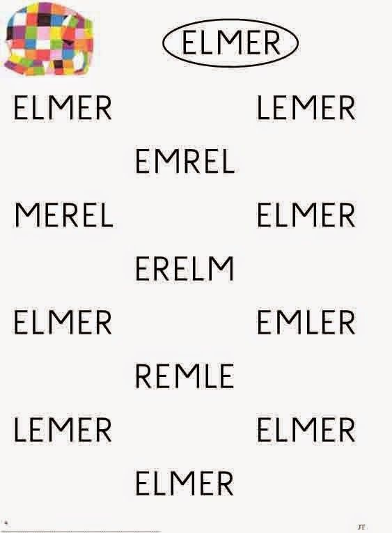 80 best Elmer Knutselideeën images on Pinterest