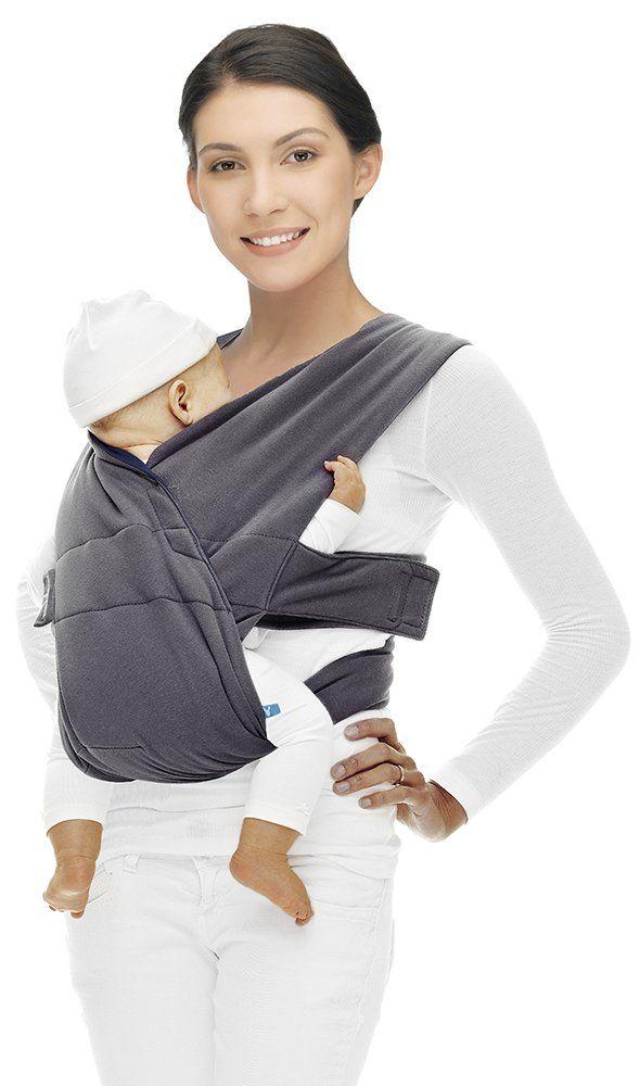 wallaboo porte bebe cross ergonomique de la naissance un confort optimal du bebe et du