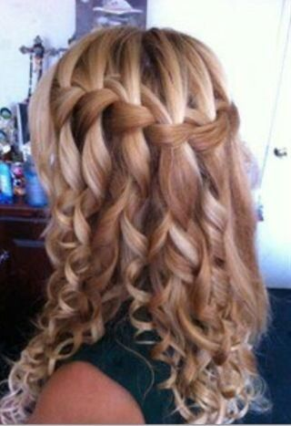 17 Best Images About Bat Mitzvah Hairstyles On Pinterest