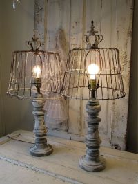 Best 25+ Rustic lamps ideas on Pinterest