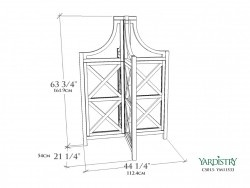 113 best images about Obelisk and Trellis on Pinterest
