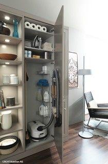 best kitchen cabinet cleaner vintage appliance 1000+ ideas about vacuum storage on pinterest ...