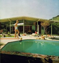 Garden furniture for your mid-century home  Grass-trees ...