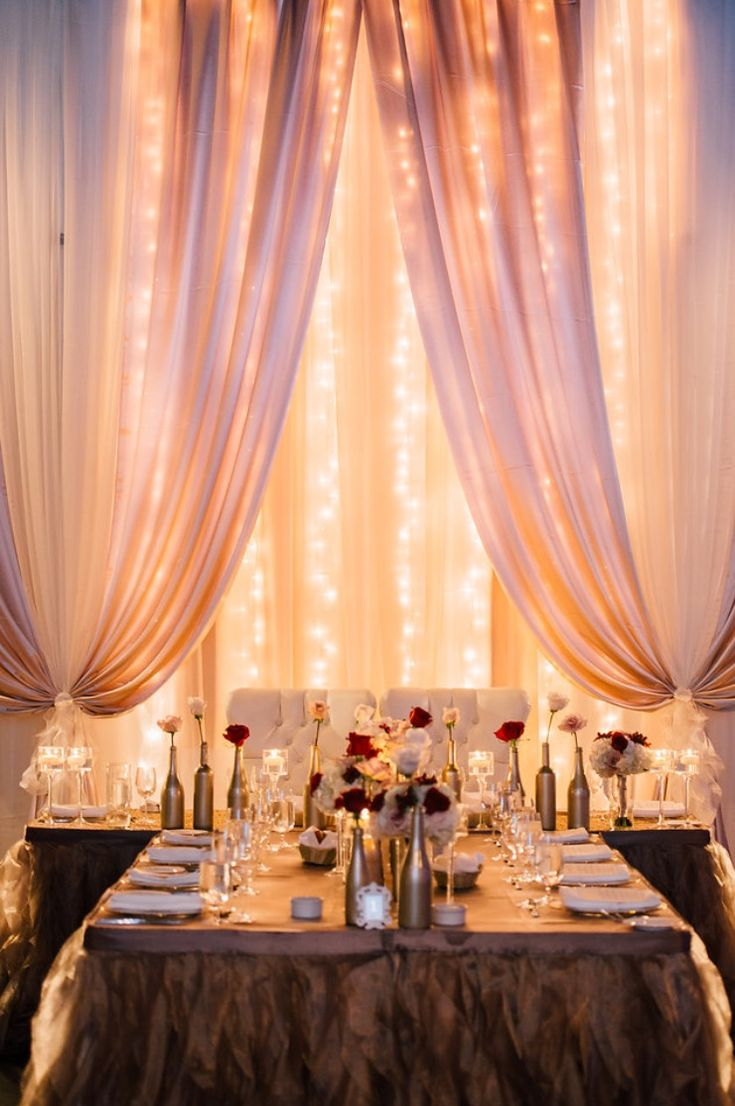 78 images about Backdrops Sweetheart and Head tables on