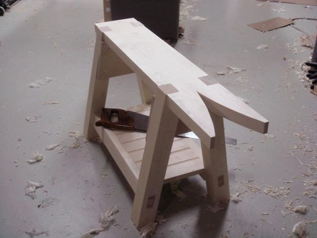 1000+ images about Woodworking Benches on Pinterest | Saw horses ...