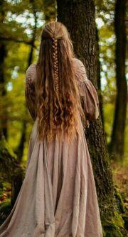 ideas medieval hair